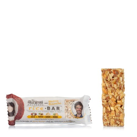 Rice Bar Cocco Papaya Banana Ananas  30g