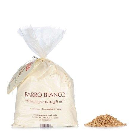 Farina di Farro Bianco 1Kg