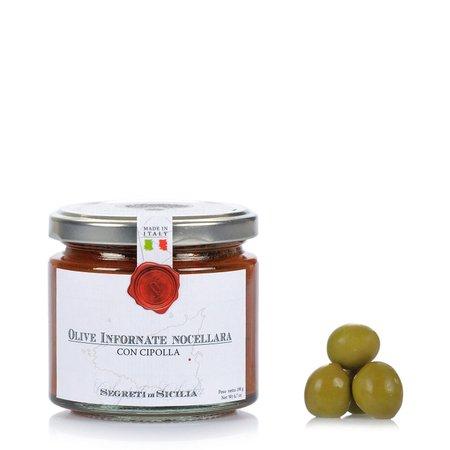 Olive Nocellara Infornate 190g