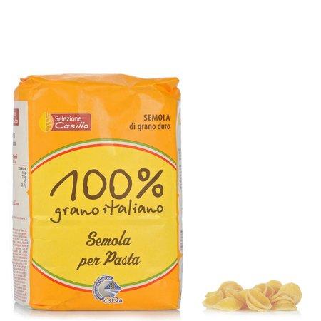 Semola per Pasta 100% Grano Italiano 1kg