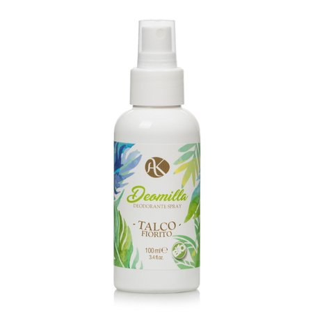 Deodorante talco spray 100ml