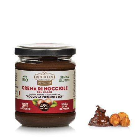 Crema Nocciole Igp 45% Bio  180g