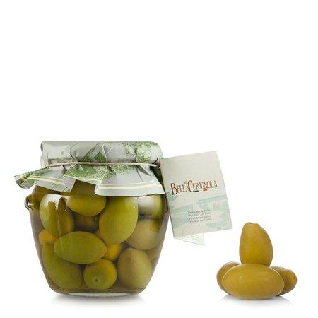 Olive Verdi Bella di Cerignola 580g