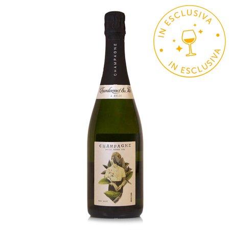 Champagne Blanc des Blancs Grand Cru Avize Non Dosé 0,75l