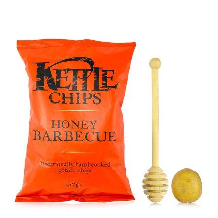 Patatine Chips al Barbecue e Miele  150g
