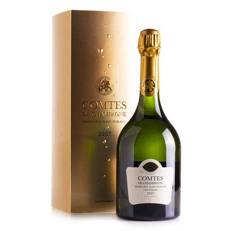 Champagne AOC Blanc de Blancs Brut Comtes de Champagne 0,75l