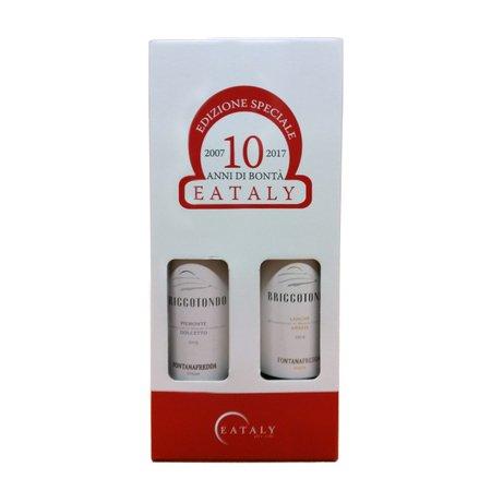 Confezione 2 Bottiglie Compleanno Eataly