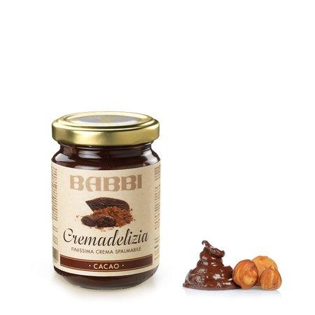 Cremadelizia al Cacao  150g
