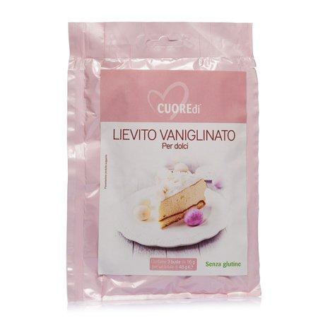 Lievito Vanigliato 48g