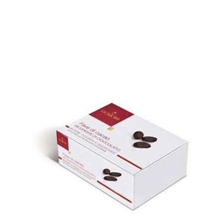 Fave di cacao ricoperte di cioccolato 100g