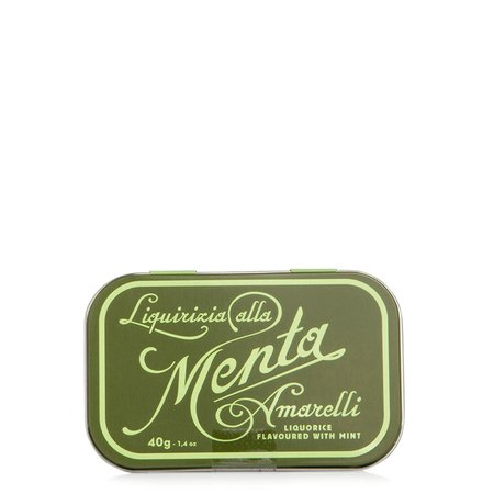 Amarelli Green 40g