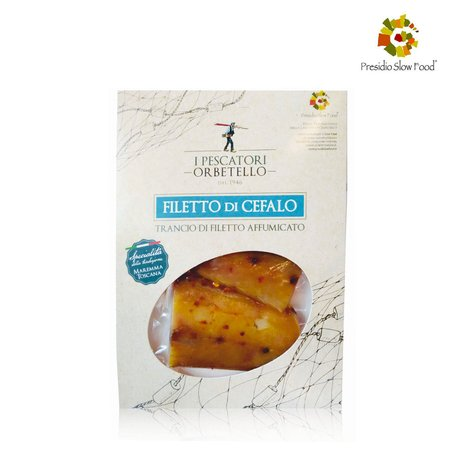 Filetto di Cefalo Affumicato 90g