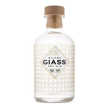 Giass Gin  0,50l