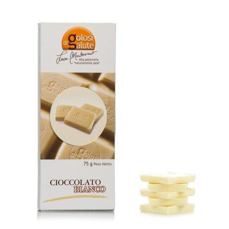 Barrette Cioccolato Bianco 75g