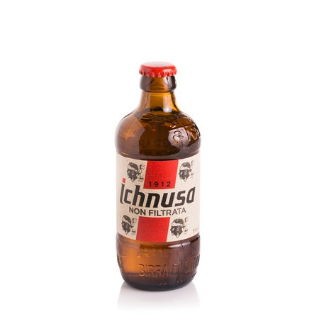 Birra Ichnusa non filtrata 0,33ml