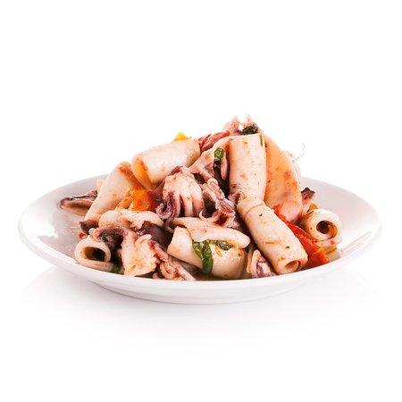 Insalata Calamari e Pomodori Secchi 200g