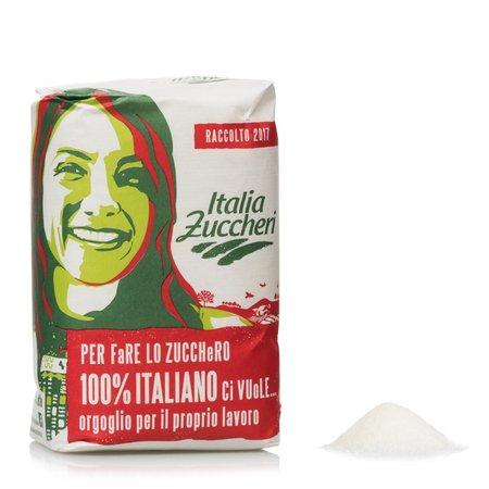 Zucchero Semolato 100% italiano 1Kg