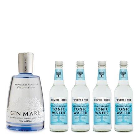 Gin Mare & Fever Tree Mediterranea