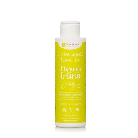 Balsamo Leave In Moringa & Lino 150ml