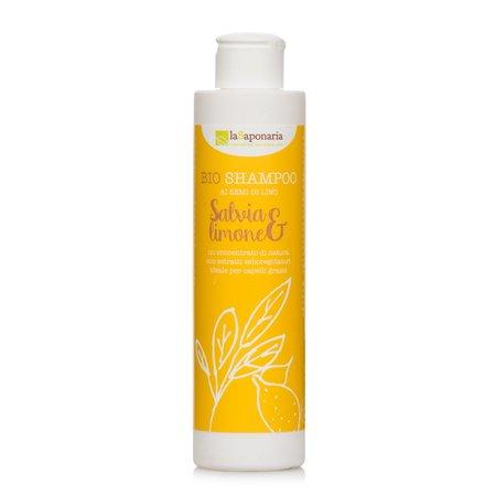 Shampoo Salvia e Limone 200ml