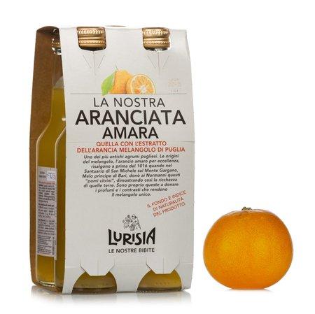 Aranciata Amara 4x275ml