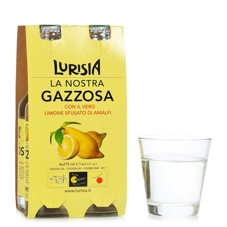 Gazzosa 4x275ml