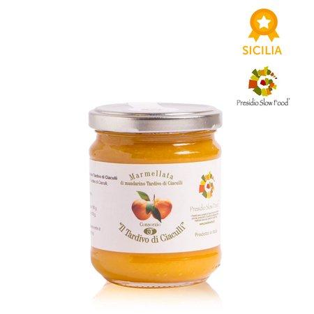 Marmellata di Mandarino Tardivo di Ciaculli 220g