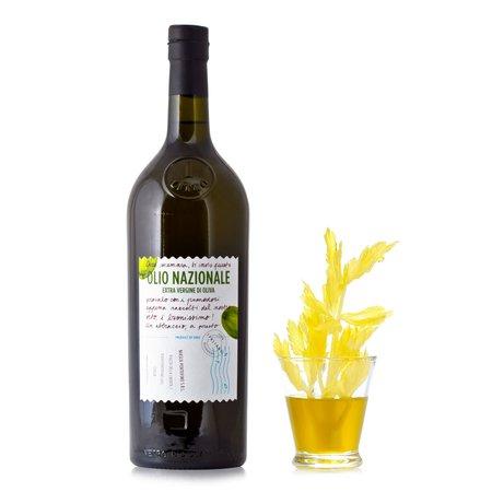 Olio Nazionale Extravergine di oliva 1l