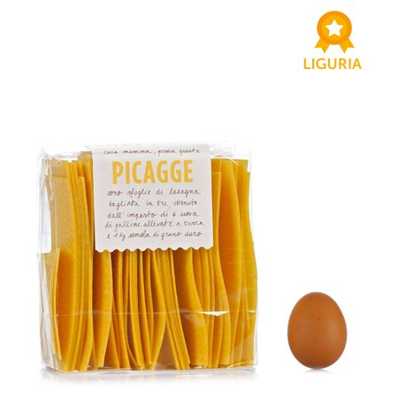 Picagge all'Uovo 250g