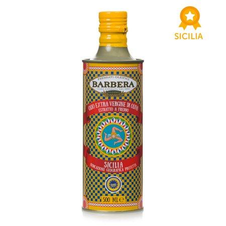 Olio IGP Sicilia in Lattina 0,5l