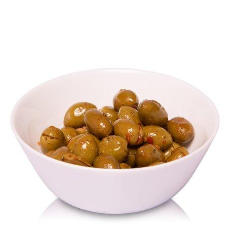Olive Nocellara Etnea Denocciolate Condite 200g