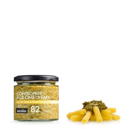 Pesto Alle Cime Di Rapa 200g
