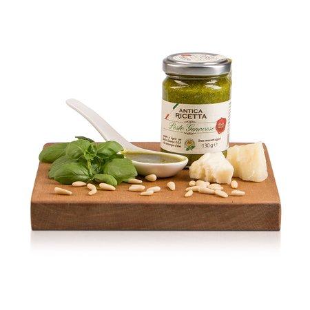 Pesto alla Genovese Senza Aglio 130g