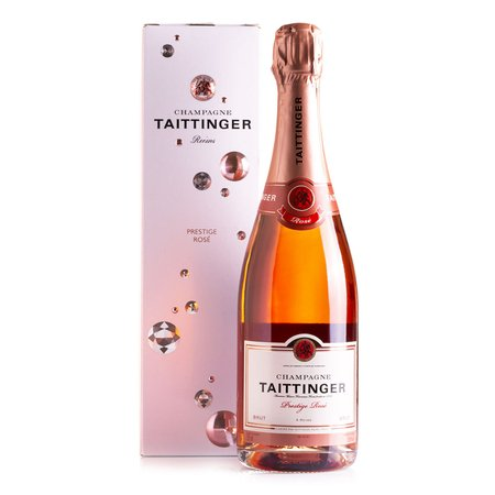 Champagne Brut Prestige Rosé 0,75l