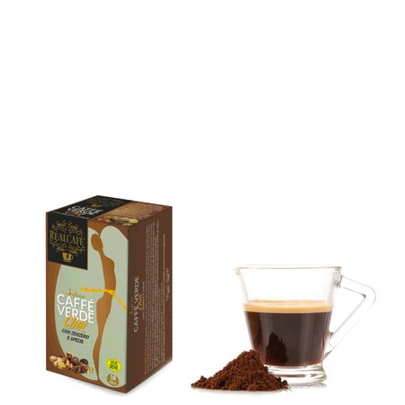RealCafé Caffè Chai 18 filtri
