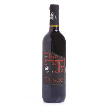 Rosso Lazio Tusco 0,75l