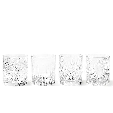 Set Mixology 4 Bicchieri