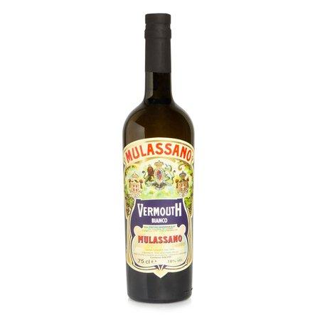Vermouth Mulassano Bianco 0,75l