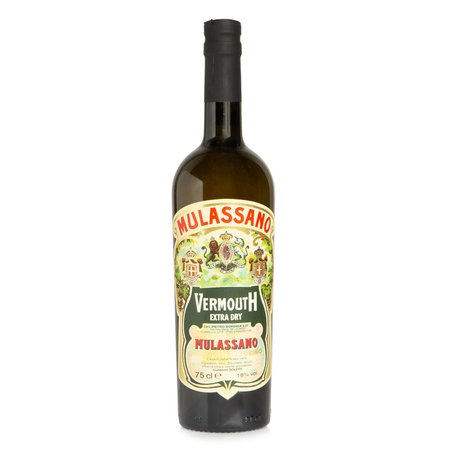 Vermouth Mulassano Dry  0,75l