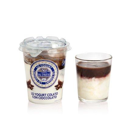 Yogurt con Cioccolato 180g
