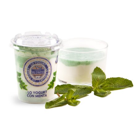 Yogurt alla Menta  180g