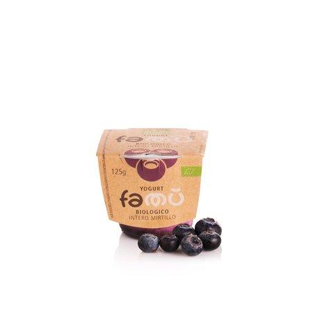 Yogurt Intero Bio al Mirtillo 125g