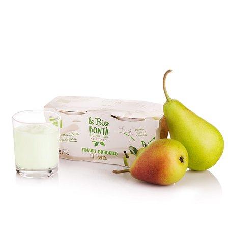 Yogurt Intero alla Pera Bio 2x125g