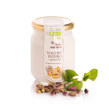 Yogurt Intero al Pistacchio 500g