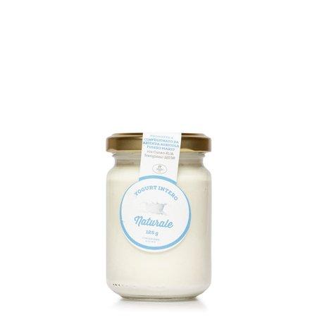 Yogurt Naturale Intero 125g