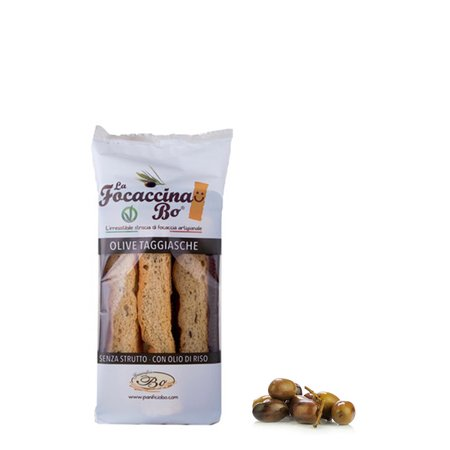 Focaccina Olive Tagg. 100G