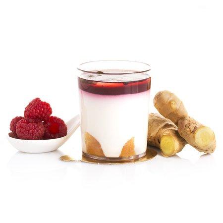 Verrina Yogurt Lampone e Zenzero 100g