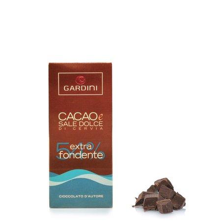 Tavoletta Fondente 54% Cacao&Sale 50g