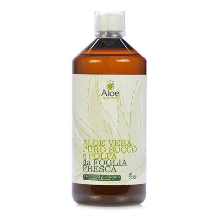 Succo e Polpa di Aloe Vera 1l