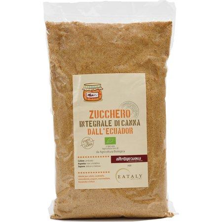 Zucchero Integrale di Canna dall'Ecuador 1 Kg